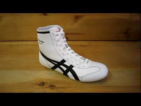 Onitsuka Tiger Wrestling 81 Shoes White