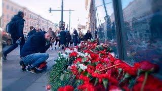 Теракт в Петербурге 3 апреля 2017 года. Хроника событий