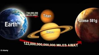 Similar Planet To Earth And Closest! Earth Like Planet Just 53 Trillion Miles Away!