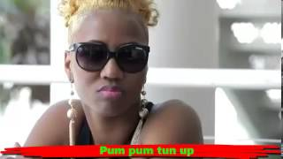 Cham Ft. -O- Pum pum tun up