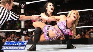 Emma vs. Paige: SmackDown, August 29, 2014