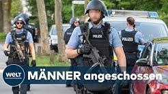 SCHÜSSE PEITSCHEN DURCH DARMSTADT: Wilde Schießerei - Polizei greift bei zwei Familien durch