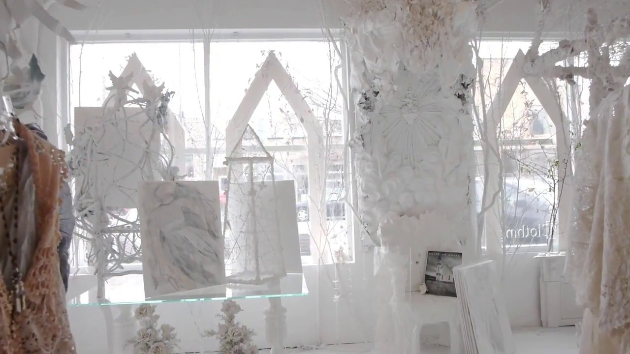 White Flowers Youtube