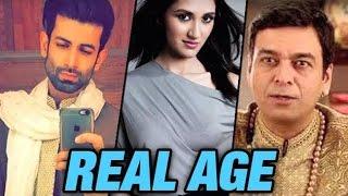 real age of ek duje ke vaaste actors   tv prime time