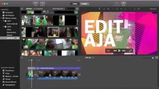 Cara mengedit eo/film di iMovie (Audio Instruction)