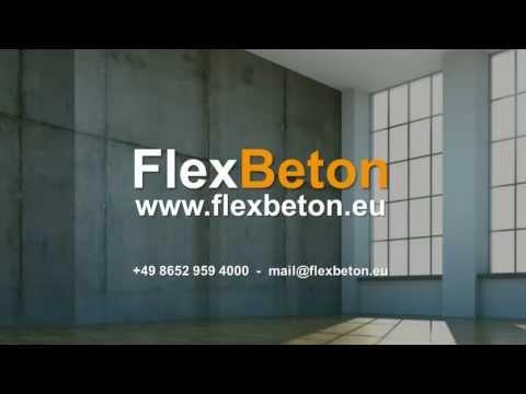 sch ne w nde mit flexbeton flexrost flexschiefer fle doovi. Black Bedroom Furniture Sets. Home Design Ideas