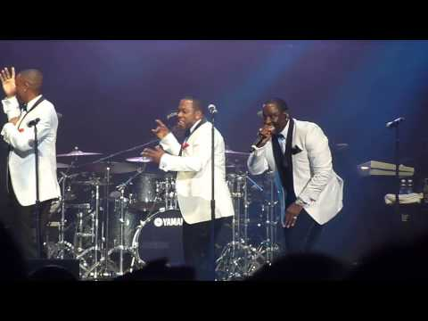 New Edition Hit Me Off Staples Center, Los Angeles 6-30-13