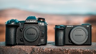 Panasonic G9 vs Sony A6500 - Hybrid Shooting Comparison