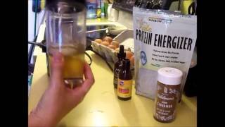 Protein Pancakes ~ Low Carb, Grain-sugar-gluten Free