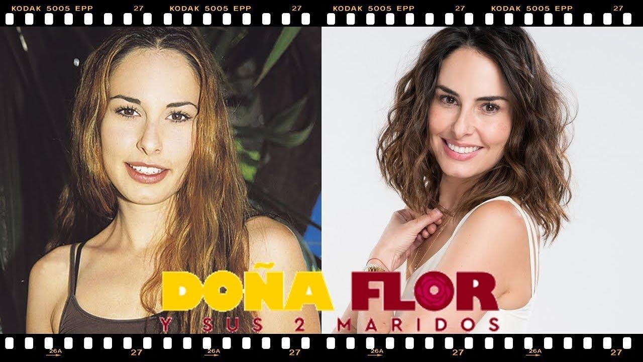 Doña Flor y sus 2 maridos | Antes y Después
