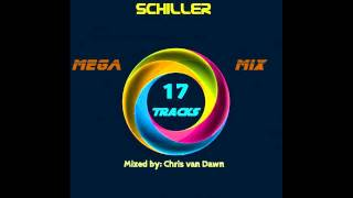 Schiller Mega Mix Vol 1 Mixed by Chris van Dawn