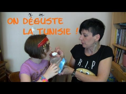 ☕  On déguste la Tunisie !  ☕
