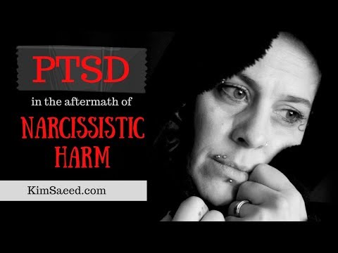 PTSD in the Aftermath of Narcissistic Abuse