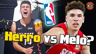 """""""I Would Take Tyler Herro OVER LaMelo Ball."""" The SECRET Behind Herro's Crazy Game With Jordan McCabe"""