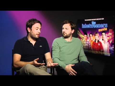 Writers Damon Beesley and Iain Morris on The Inbetweeners Movie | Empire Magazine