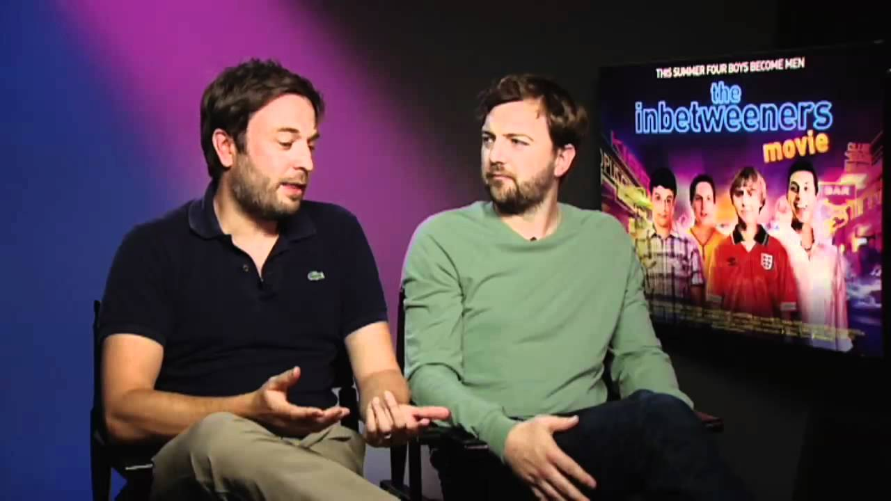 Writers Damon Beesley And Iain Morris On The Inbetweeners Movie Empire Magazine Youtube