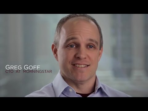 Morninstar's Digital Journey - Greg Goff, CTO