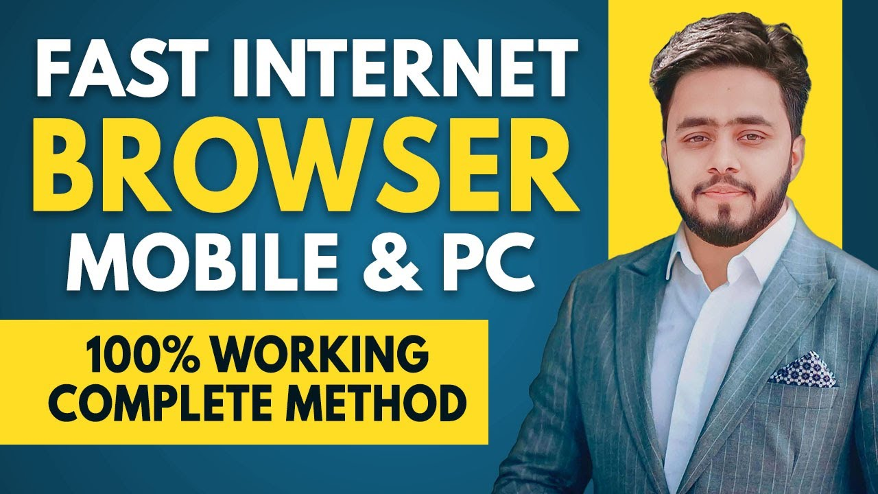 Fastest Internet Browser For Windows | Puffin Browser | IT Wale Babu