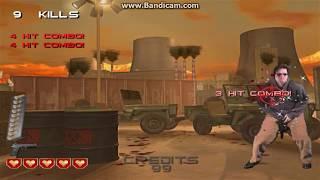 TARGET TERROR ARCADE  STAGE 3 - BONUS JET HIJACK FAILURE - Wii - dolphin 5.0