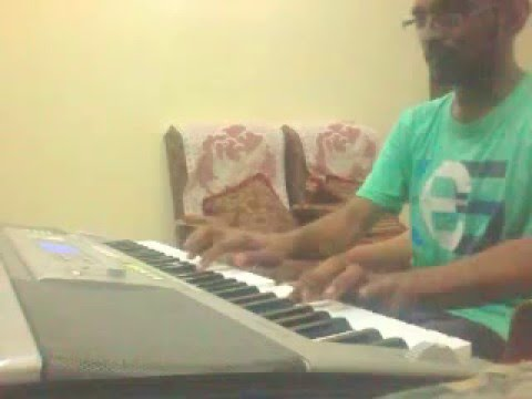Show me the meaning of being lonely- keyboard in Gm(chord) - YouTube