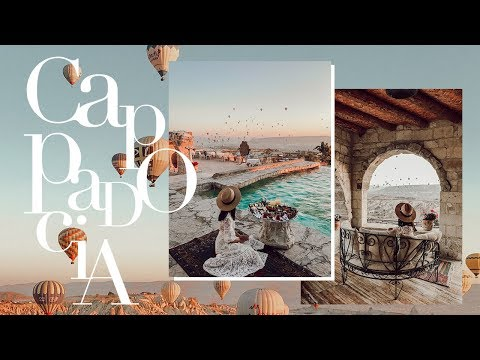 My Honeymoon in Cappadocia