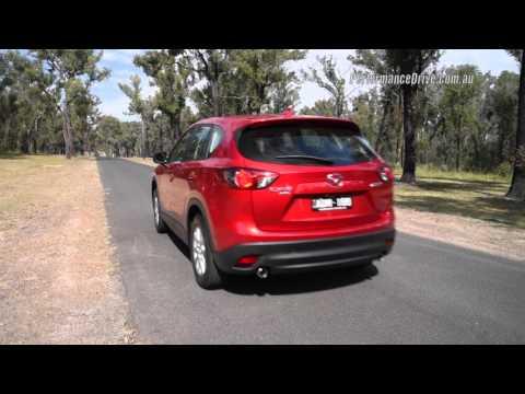 2015 Mazda CX-5 2.5L AWD 0-100km/h & engine sound:watfile.com