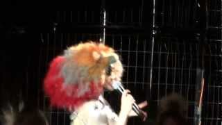 "Bjork ""Declare Independence"" Live in Paris @ Zenith 05.03.2013 Full HD 1080p"