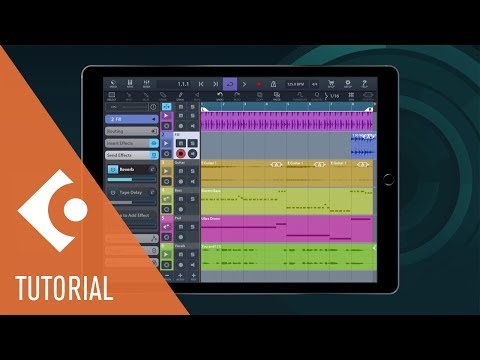 Creating a Groove in Cubasis 2 | New Features in Cubasis 2