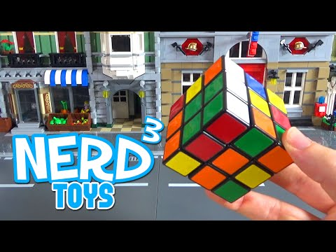 Nerd³ Toys - The Cube of Rubiks