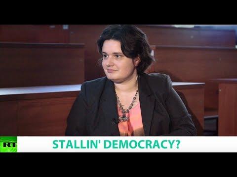 STALLIN' DEMOCRACY? Ft. Samantha Lomb, Assistant professor at Vyatka State University