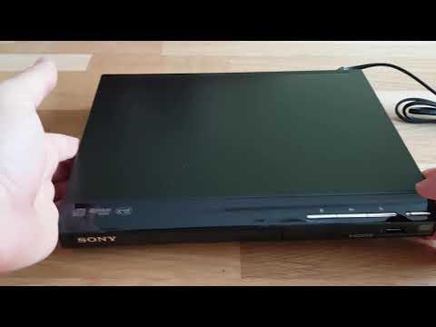 Sony DVD-Player DVP-SR760H