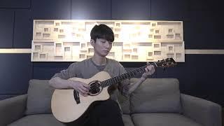 (Kotaro Oshio) Wind Song  - Sungha Jung