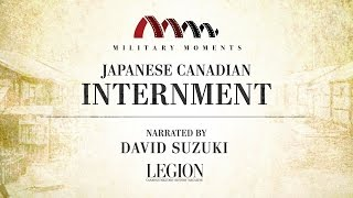 Japanese Canadian Internment | Narrated by David Suzuki