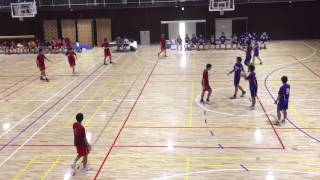 大阪市立大学ハンドボール(vs神戸②)20170705三商