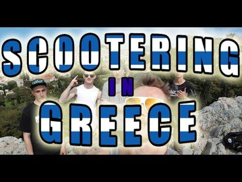 #2 GREECE - In Search of Scootering ft. Jordan Clark, Lewis Williams & Richard Zelinka