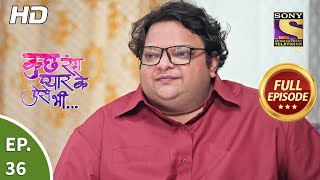 Kuch Rang Pyaar Ke Aise Bhi - Ep 36 - Full Episode - 30th Aug, 2021