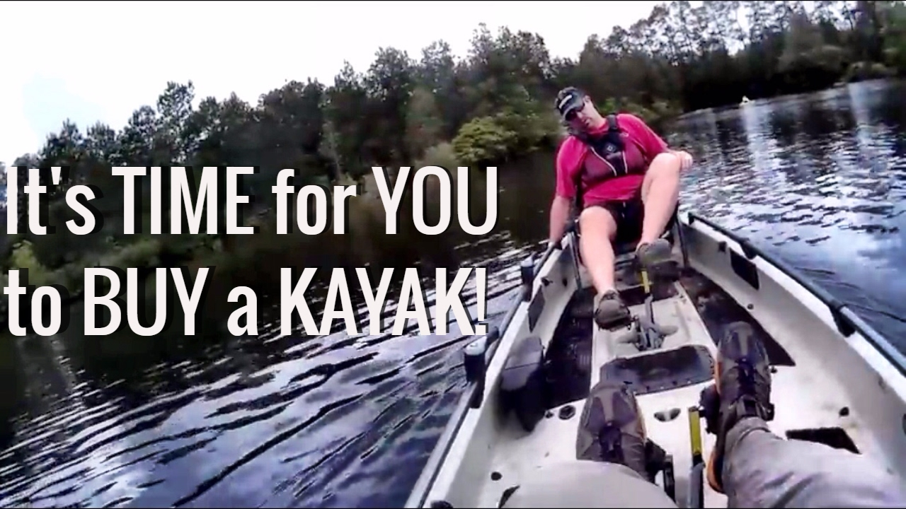 Thinking about buying a KayaK?? WATCH THIS! - YouTube