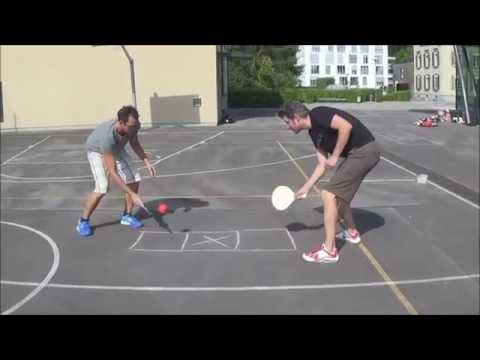 Video: Street Racket Schulsport-Set