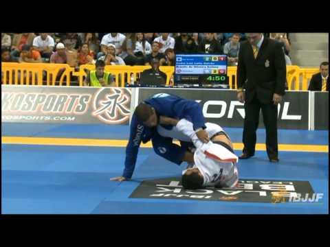 2013 World Jiu-Jitsu Championship - Braulio Estima vs. Andre Galvao [HD]