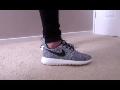 can you wear nike roshe without socks