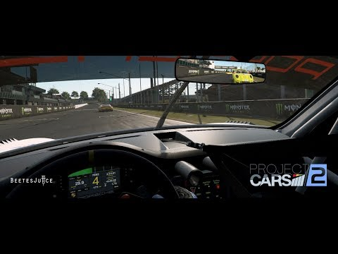 Project CARS 2:  Online - GT3 @ Bathurst - VR Gameplay