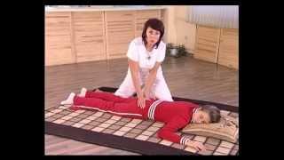 Видеоинструктаж по японскому массажу Шиацу (русский язык) часть первая
