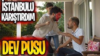 PSİKOLOJİK DEV PUSU  İSTANBULU KARIŞTIRDIM @Ali Muhsin Atam