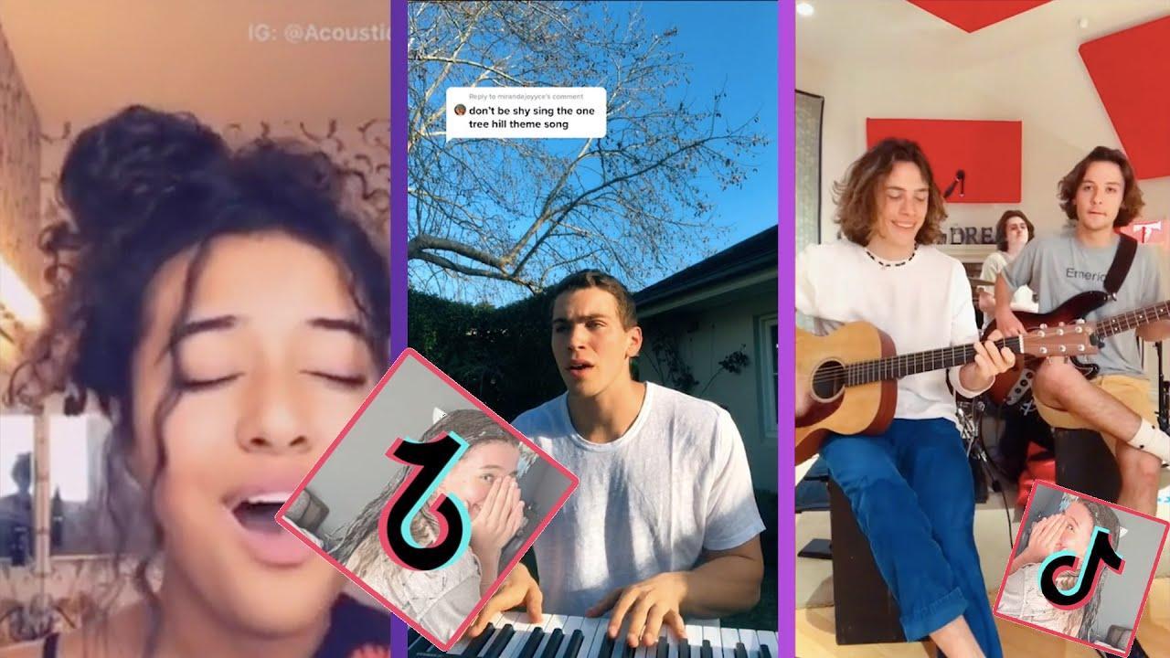 TikTok Singers better than REAL ARTISTS?! ? (PART 30) - Compilation US UK 2020