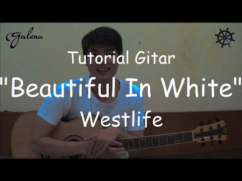 5 MENIT Belajar Gitar (Beautiful In White - Westlife)