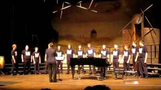 Man Choir- A Rovin