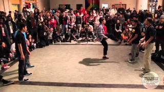 Full B-Boy Battle (2012): Trinity College International Hip Hop Festival