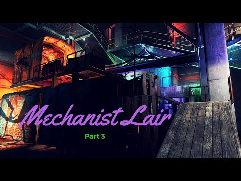 Making a container home! Mechanist Lair | Part 3