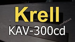Krell KAV-300cd [Reduktor Szumu] #193