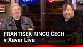 Xaver s hostem: František Ringo Čech